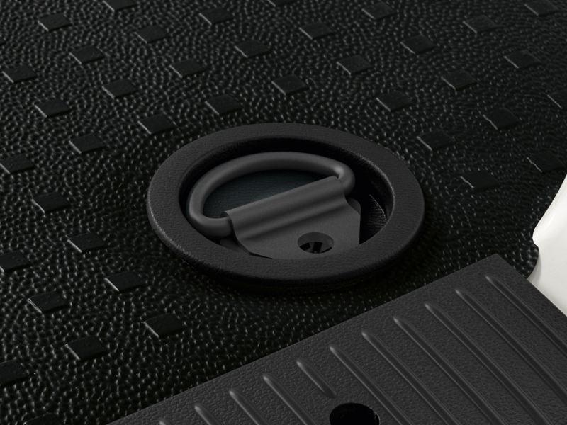 Olhais de fixação para carrinha da VW Veículos Comerciais