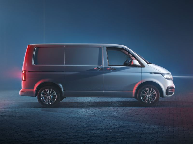 Volkswagen Utilitaires Transporter 6.1 profil blanc
