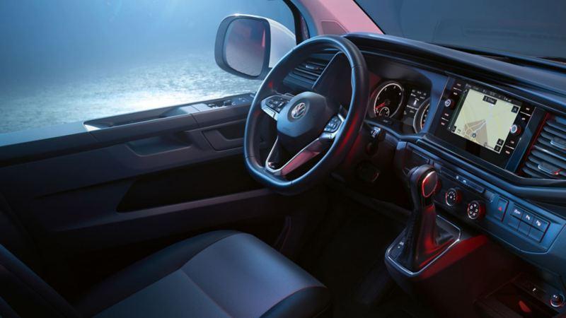 verdenspremiere på vw Volkswagen Transporter 6.1