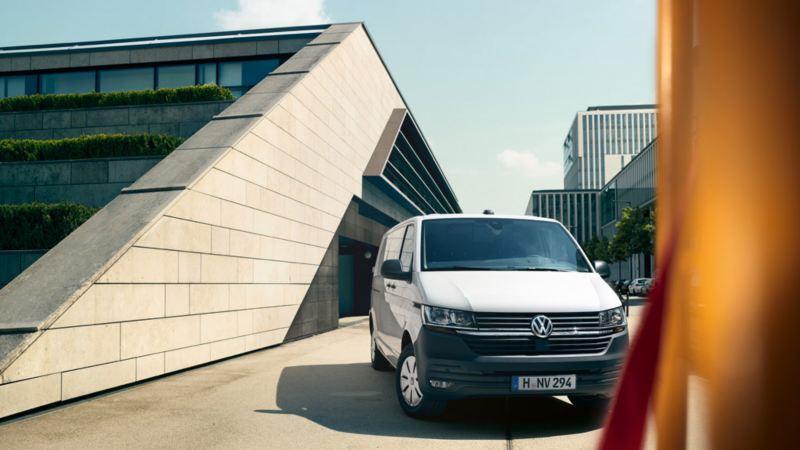 vw Volkswagen Transporter kassebil varebil arbeidsbil boligblokk budbil