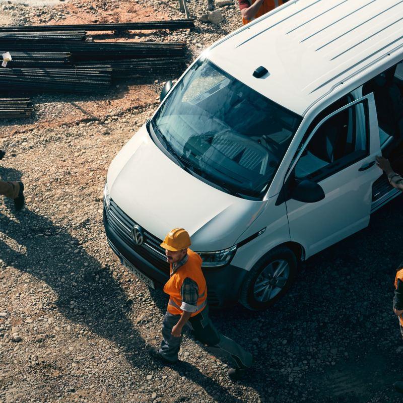 Volkswagen Transporter 6.1 Kombi.