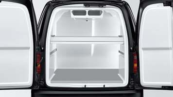 Caddy Van Frigo