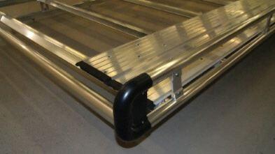 Bagagedrager Aluminium