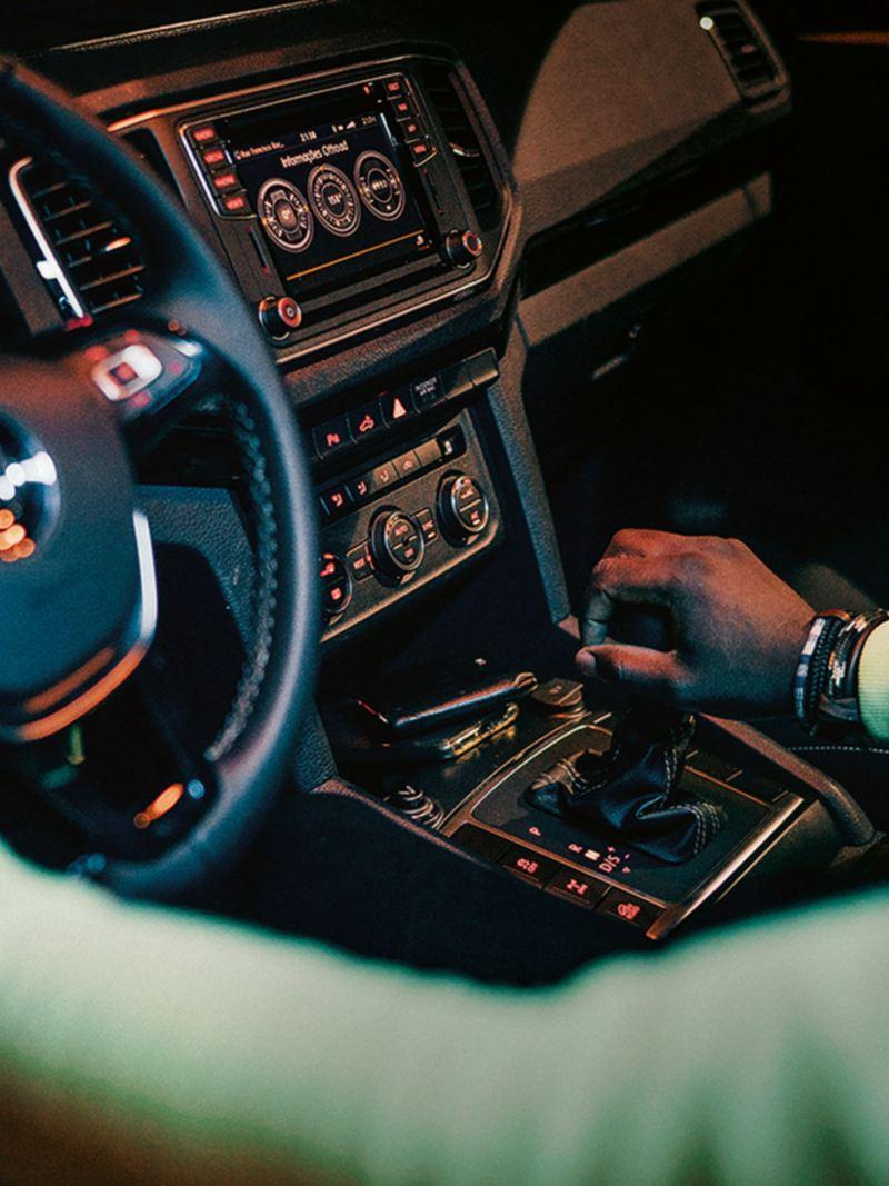 transmissão automática de 8 velocidades