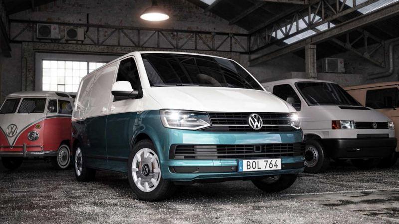 Volkswagen Transporter 50 års-jubileum