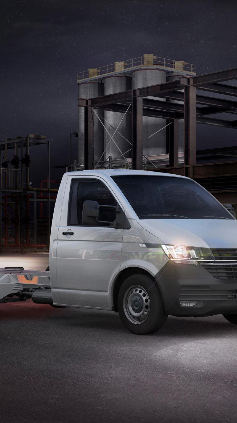Nuevo Volkswagen Transporter 6.1 ya en México
