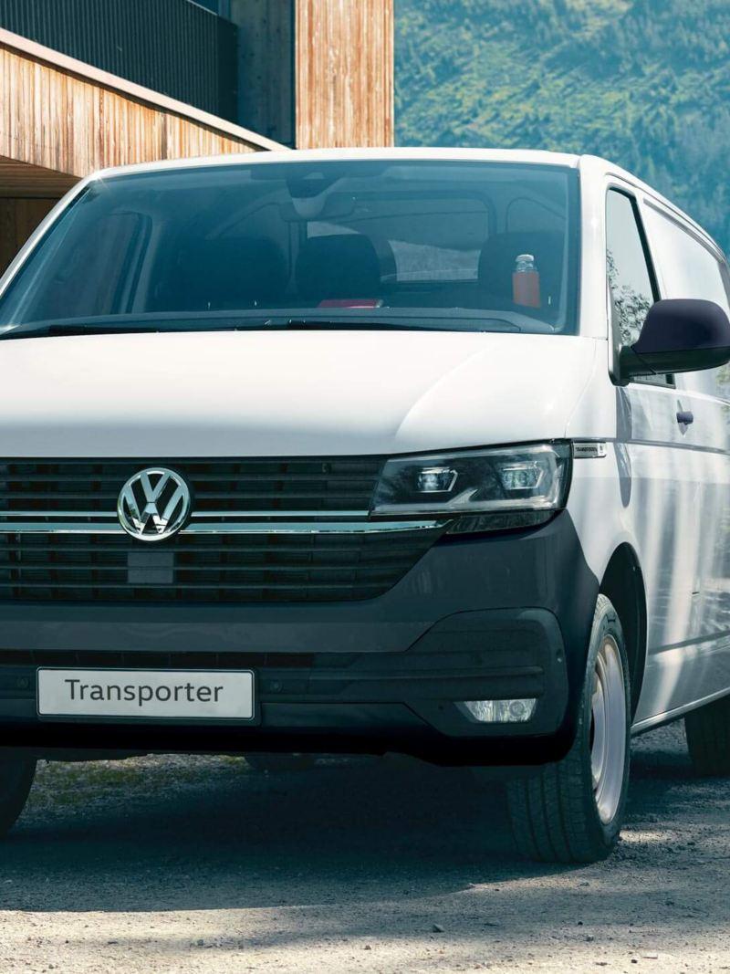 Volkswagen Transporter, un legado de 70 años