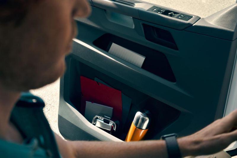 Sistemas de almacenamiento en cabina Transporter 6.1