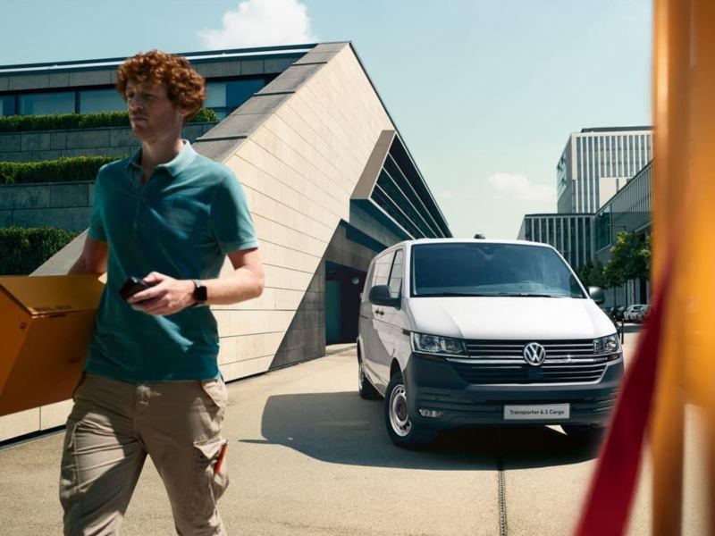 Volkswagen Transporter 6.1 Cargo Van