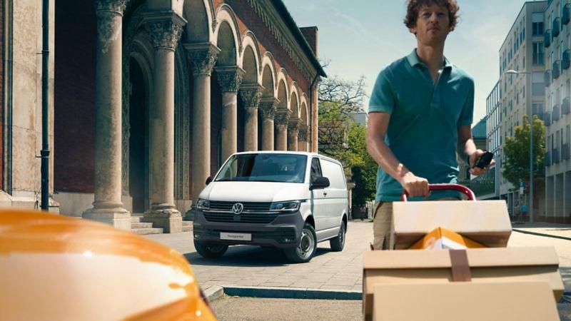70 años de tradición. Volkswagen Transporter 6.1