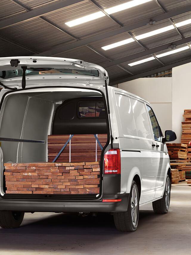Transporter Cargo Van