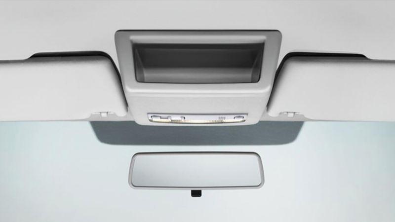 Paquete luz y visibilidad en cabina Transporter