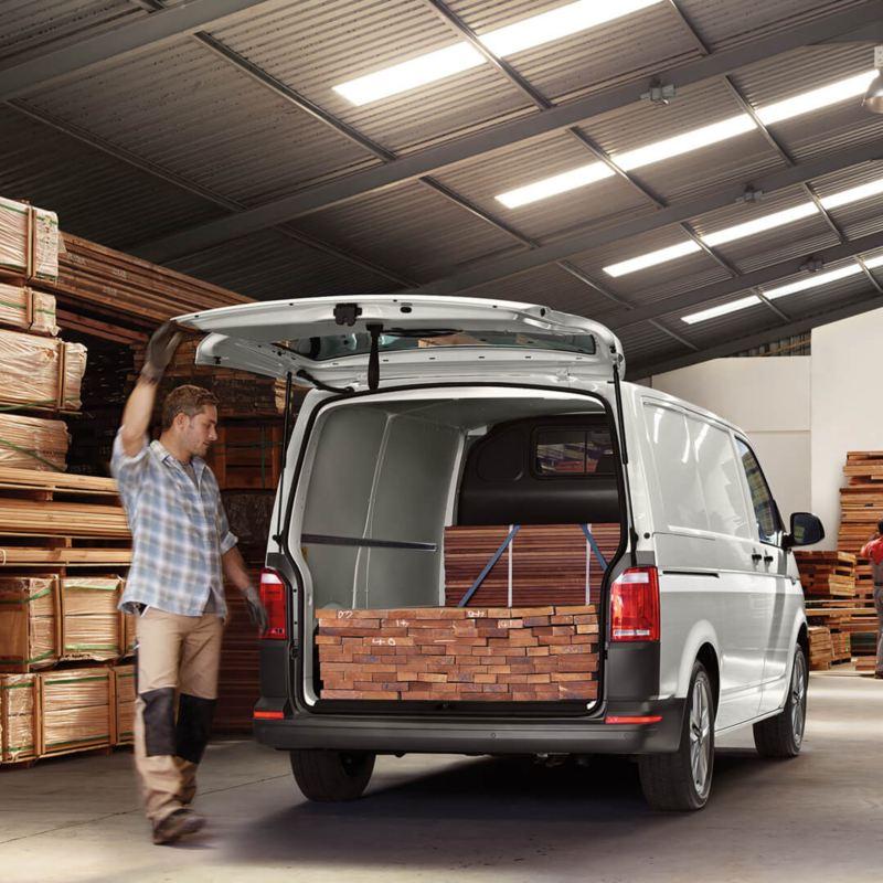 Volkswagen Transporter camioneta de reparto