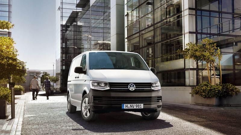 Volkswagen Transporter Cargo Van 2020