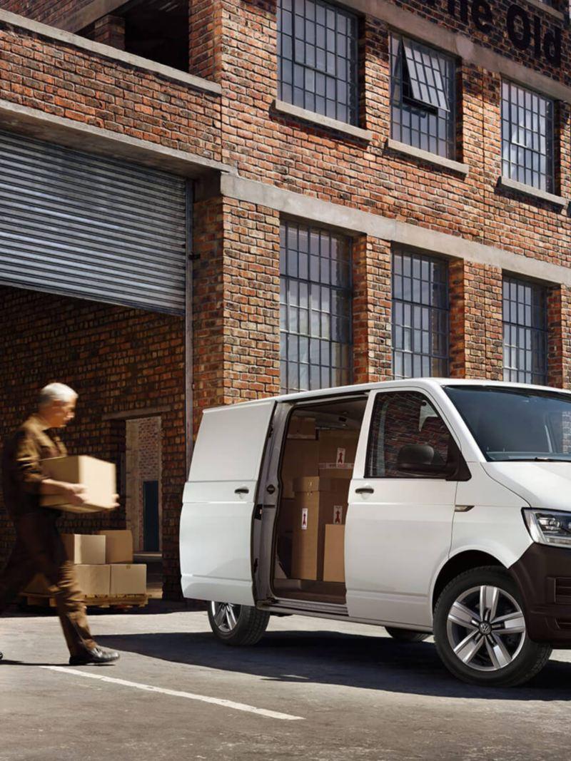 Camioneta para mensajería Volkswagen