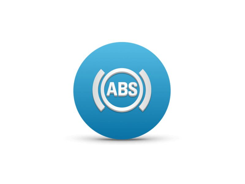 Sistema antibloqueo de ruedas ABS