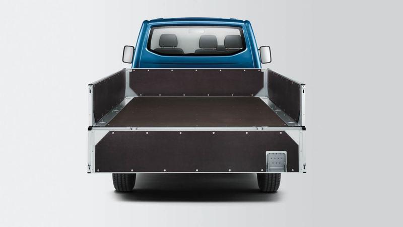 Espacio de carga Transporter Chasis