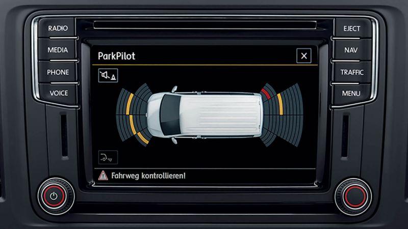 Sistema de aparcamiento acústico Park Pilot