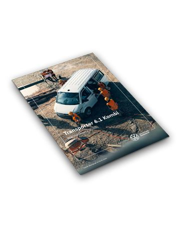 Cennik Volkswagen Transporter Kombi.