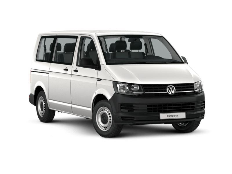 Camioneta de pasajeros Volkswagen Transporter 2020