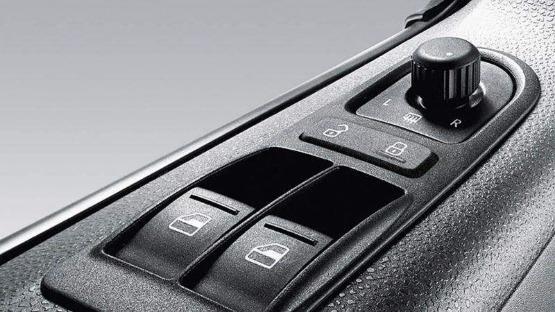Paquetes eléctricos opcionales  Transporter Volkswagen