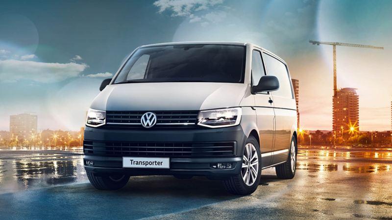 Volkswagen Transporter Pasajeros 2020