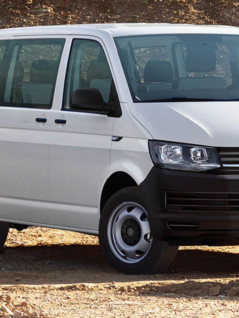 Camioneta para transporte de personal Volkswagen
