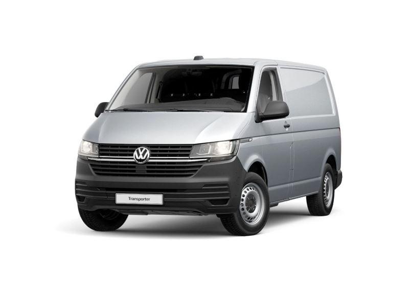 Volkswagen Transporter Reflex Silver metallic