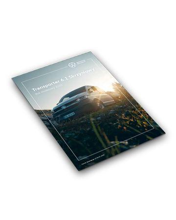 Cennik Volkswagen Transporter Skrzyniowy.