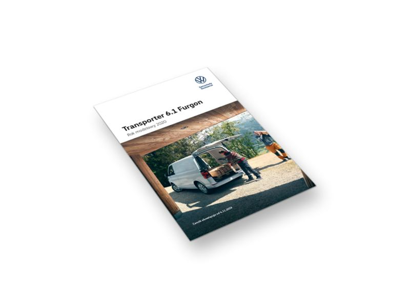 Cennik Volkswagen Transporter Furgon.