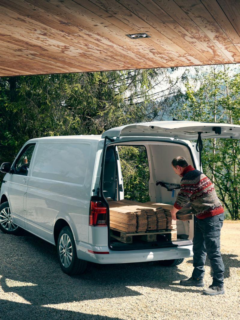 Financial lease VW Transporter