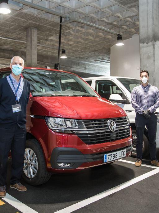Volkswagen Comerciales Canarias coronavirus