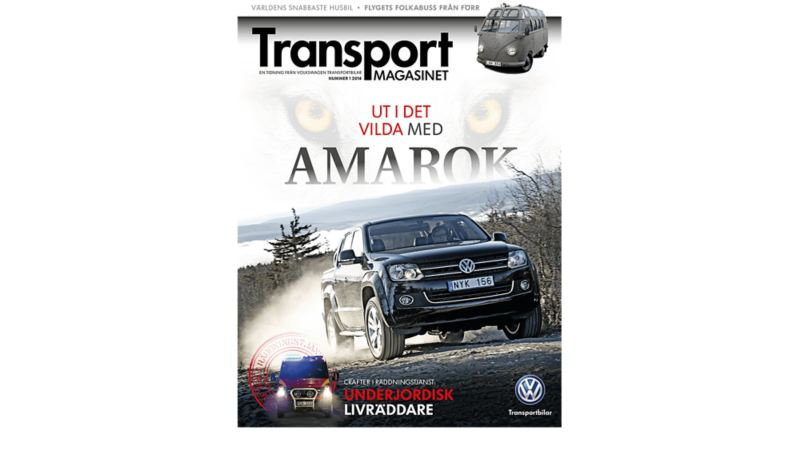 Transportmagasinet nummer 1 2014