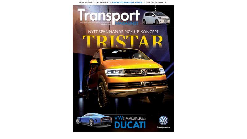 Transportmagasinet nummer 1 2015
