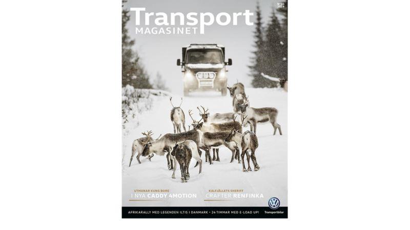 Transportmagasinet nummer 1 2016