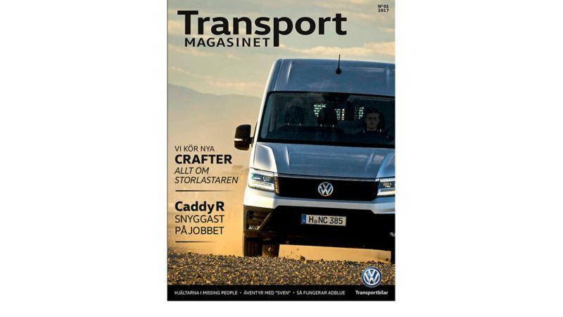 Transportmagasinet nummer 1 2017