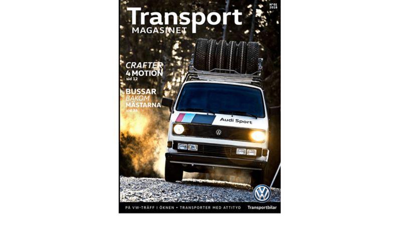 Transportmagasinet nummer 1 2018