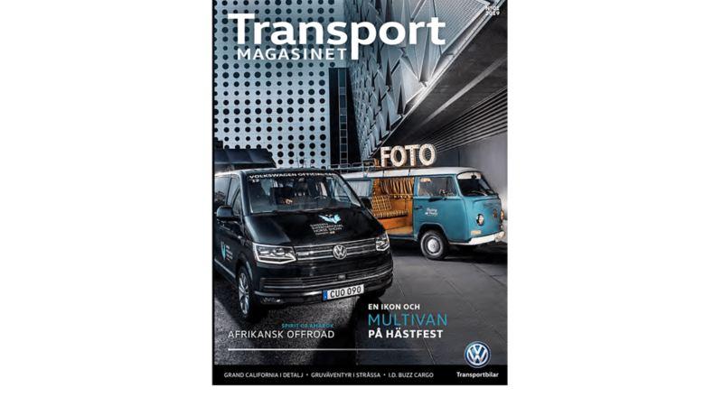 Transportmagasinet nummer 1 2019