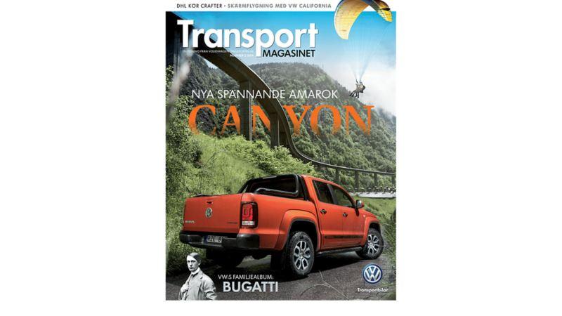 Transportmagasinet nummer 2 2014