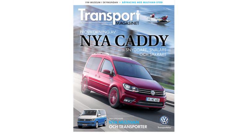 Transportmagasinet nummer 2 2015