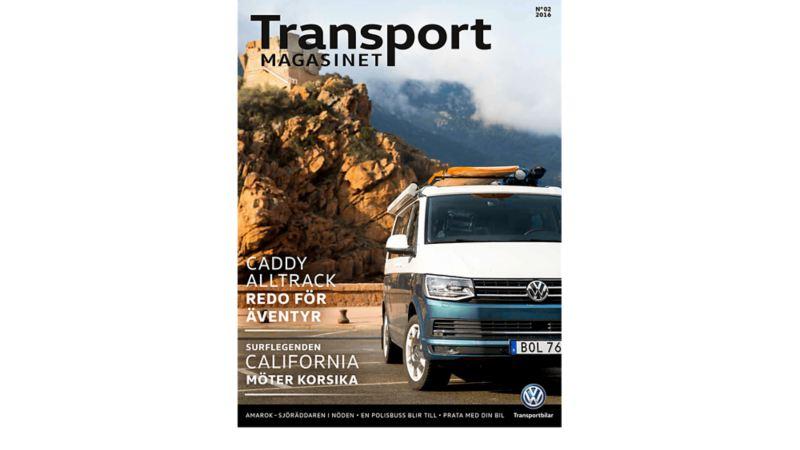 Transportmagasinet nummer 2 2016