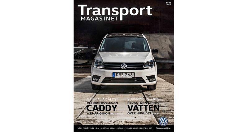 Transportmagasinet nummer 2 2017