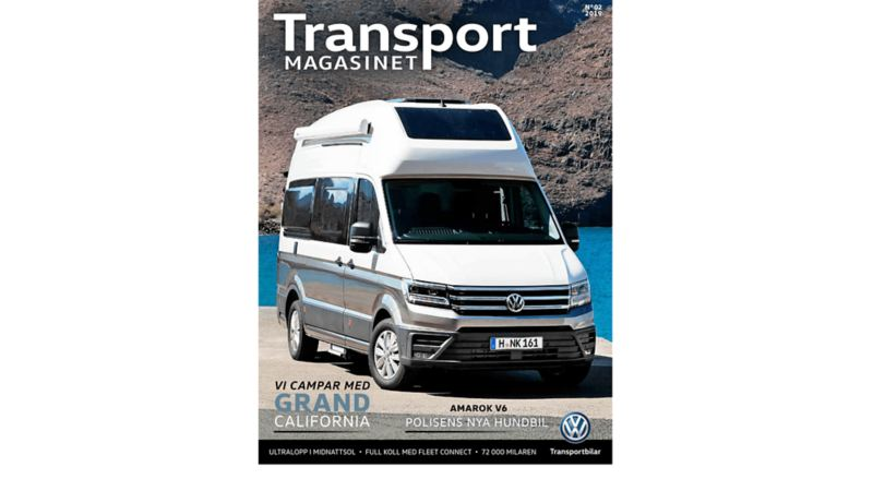 Transportmagasinet nummer 2 2019