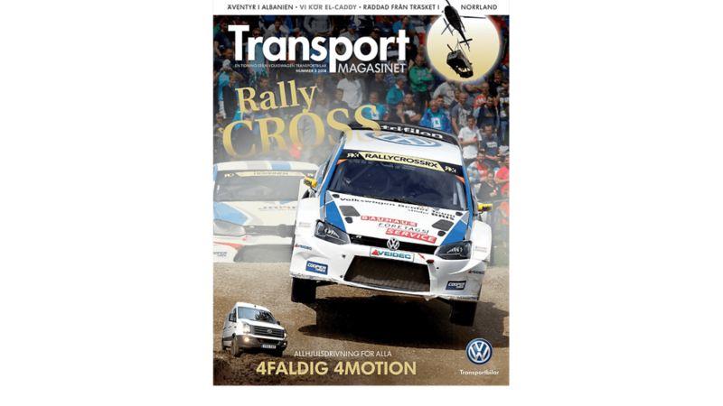 Transportmagasinet nummer 3 2014