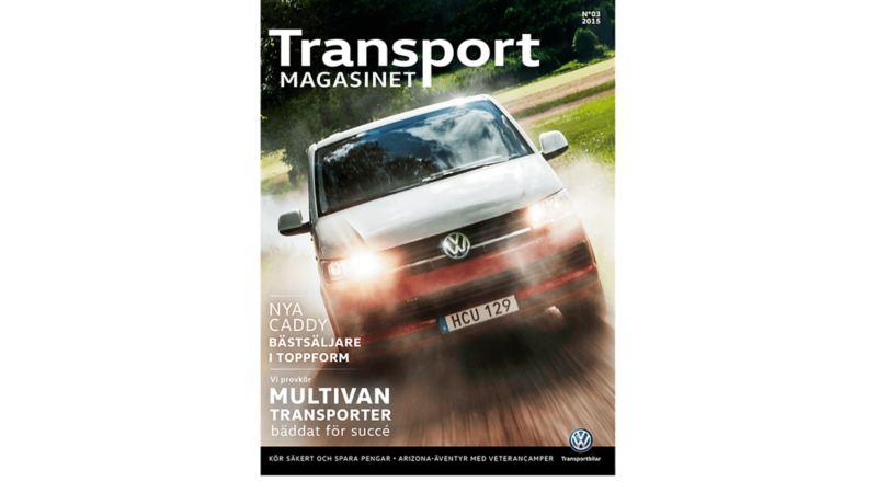Transportmagasinet nummer 3 2015