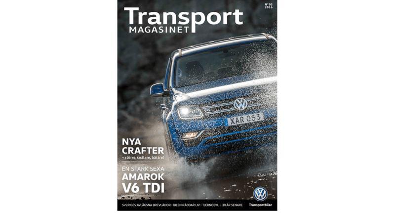 Transportmagasinet nummer 3 2016