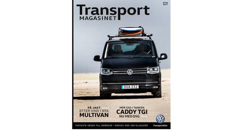 Transportmagasinet nummer 3 2017