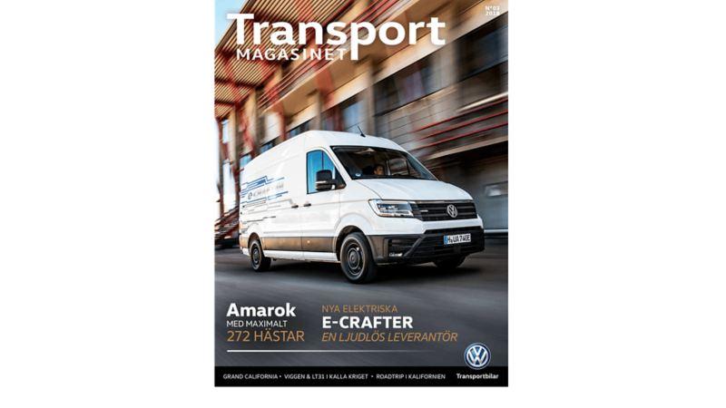 Transportmagasinet nummer 3 2018