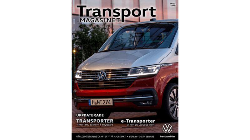 Transportmagasinet nummer 3 2019