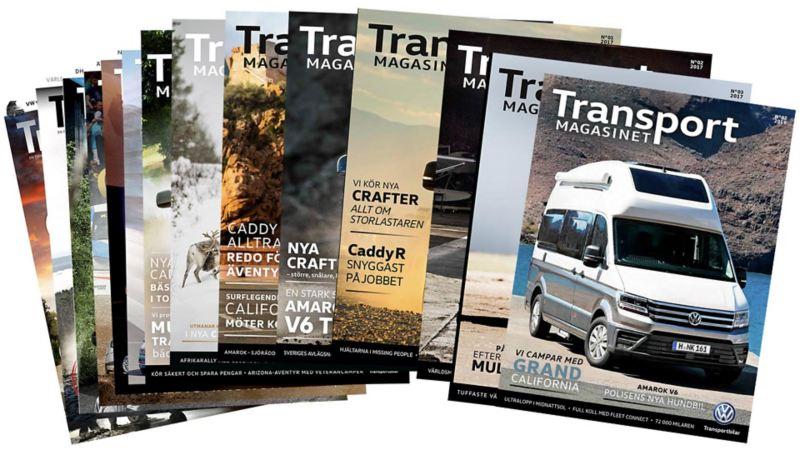 Transportmagasinet - Sveriges största transportbilstidning - från Volkswagen